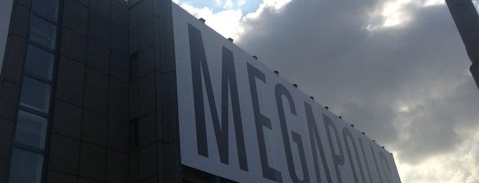 Megapolis is one of Мусикиа.