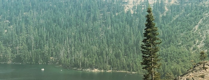 Eldorado National Forest is one of National Recreation Areas.