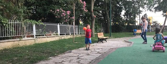 Barbaros Parkı is one of Korhan : понравившиеся места.