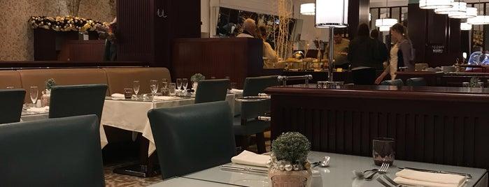 Brasserie & Atrium Restaurant is one of Locais curtidos por Jose.