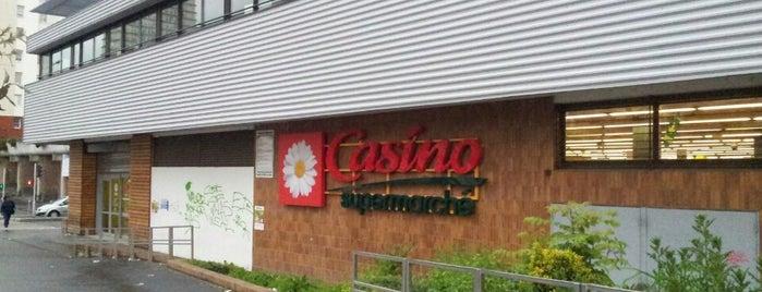 Casino Supermarché is one of Dark.Ginger'in Beğendiği Mekanlar.