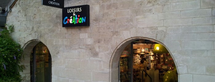 Loisirs & Création is one of Paris.
