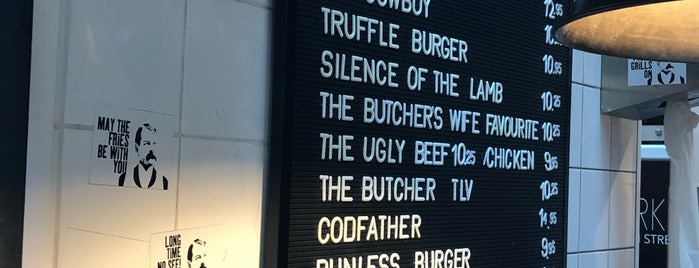 The Butcher is one of Orte, die Nuri gefallen.