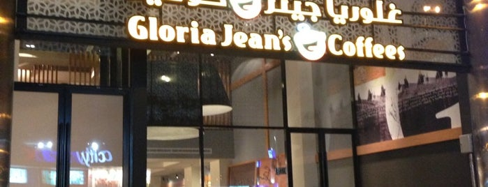 Gloria Jean's Coffee is one of ♥~.
