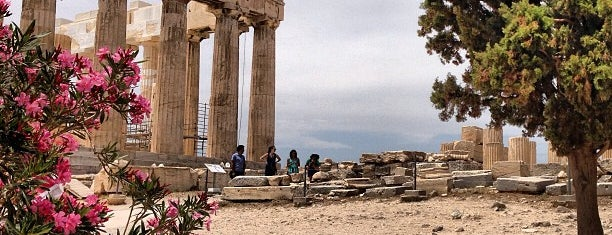 Acropolis of Athens is one of Travel Guide to Athens.