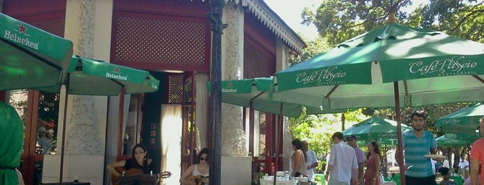 Café Passeio is one of Fortaleza.