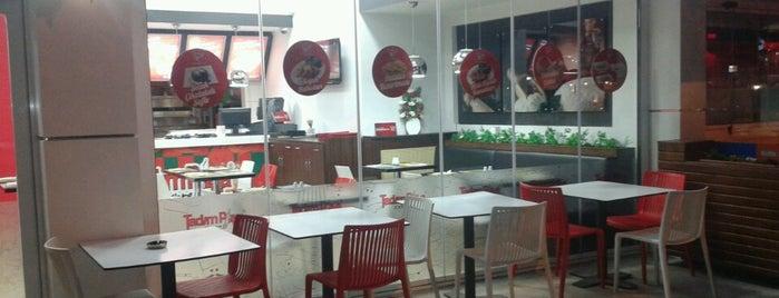 Tadım Pizza Sıhhiye is one of Locais salvos de BREMS.
