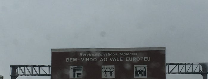 Vale Europeu is one of Lugares que já dei checkin.