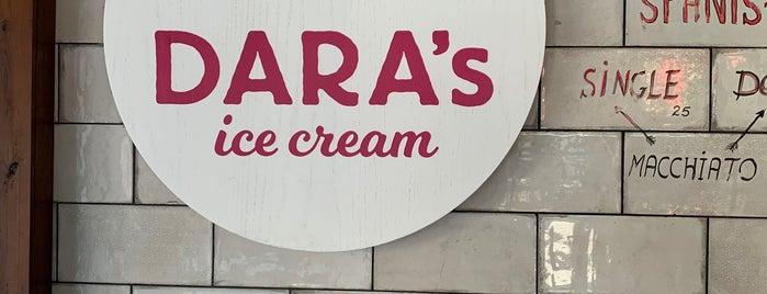 Dara's Ice Cream is one of Cairo.