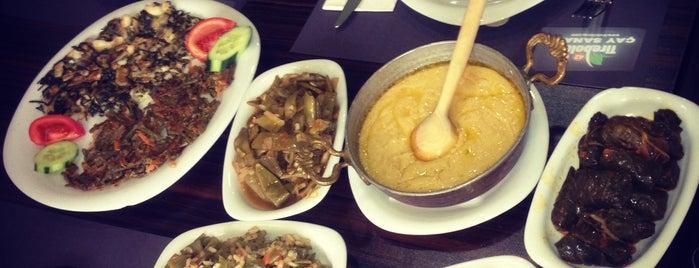Tirebolu 42 Kahvaltı Evi & Restaurant is one of 00 - Yemek.
