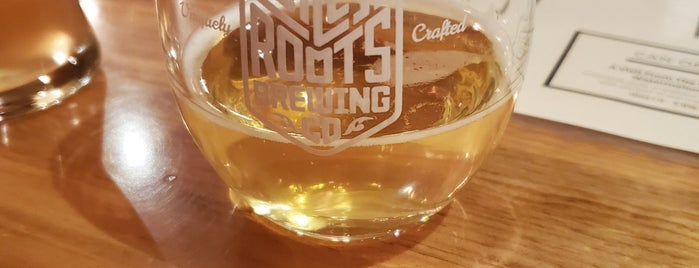Wiley Roots Brewery is one of Craft Breweries.