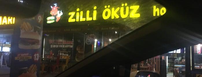 Zilli Öküz Homemade Burger is one of Orte, die MUTLU gefallen.