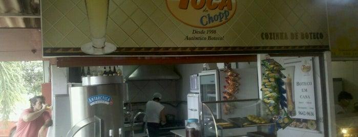 Toca do Chopp is one of Brasília - almoço com bom custo benefício.