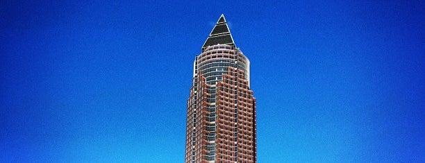 MesseTurm is one of Best of Frankfurt am Main.
