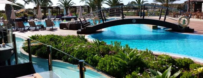 Pestana Porto Santo Beach Resort & Spa is one of Pestana Hotels & Resorts.