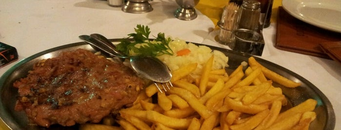 "Kafana ""Kod Ljube"" is one of Restorani iliti kafane."