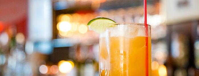 Mezzanotte Ristorante is one of AC's Houston's Top 100 Restaurants 2012.