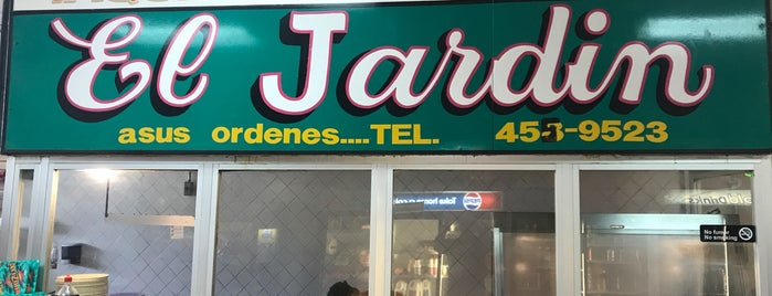 Taqueria El Jardin is one of Every Taco in Chicago.