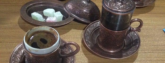 Kumda Kahve is one of Osman : понравившиеся места.