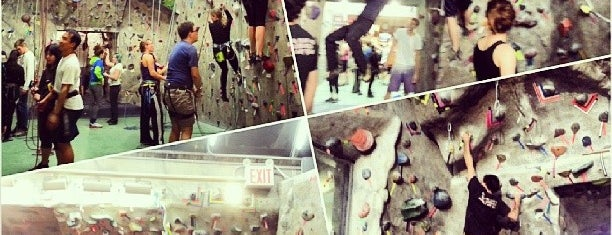 MPHC Climbing Gym is one of Rock Climbing.