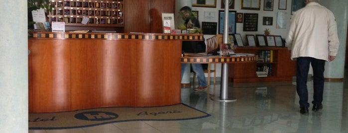 Hotel Agora is one of Yunusさんのお気に入りスポット.