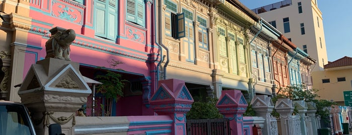 Peranakan House is one of Singapore 2019.