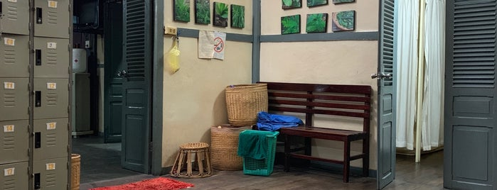 Lao Red Cross Sauna & Massage is one of Laos.
