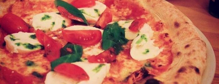 Pizza Bella Italia is one of Jumper.