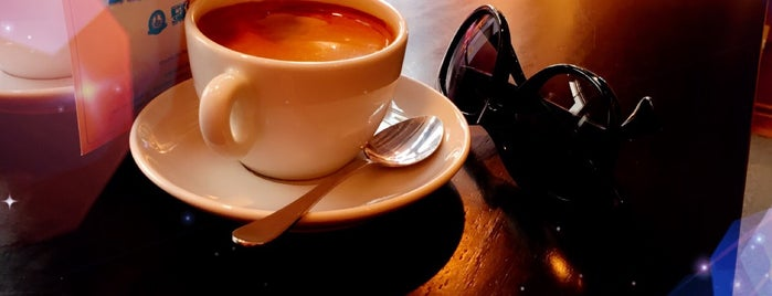 Fortezza Espresso is one of To drink in CNW Europe.