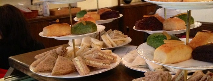 Bosie Tea Parlor is one of foodie in the city (nyc).