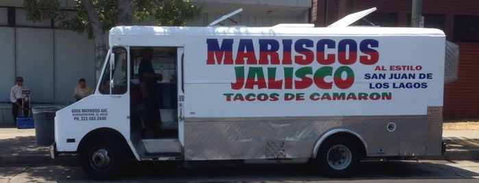 Mariscos Jalisco is one of LA 2018.