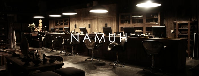 Namuh is one of SMA.