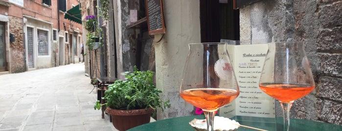 Osteria Alba Nova is one of Pappa in giro per l'Italia.