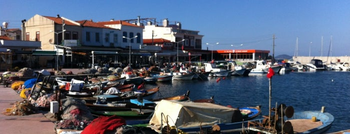 Urla İskele is one of İzmir'de gidilmesi gereken yerler.