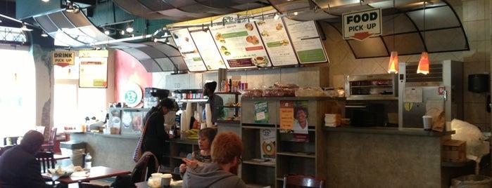 Cafe Ah-Roma is one of Posti salvati di Nicole.
