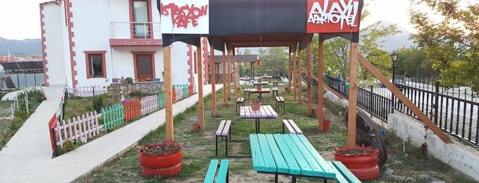 Alaylıhisar Apart is one of Gökçeada.