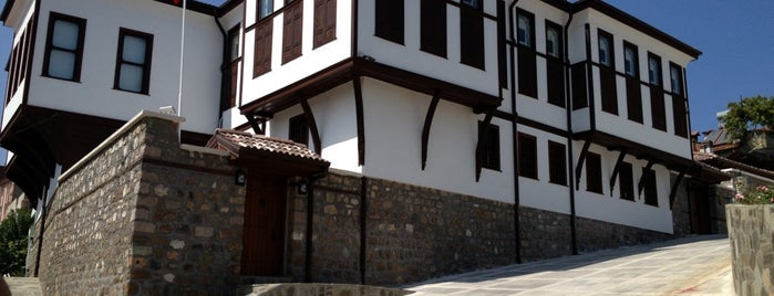 Tahir Paşa Konağı Müze Evi is one of Bursa.