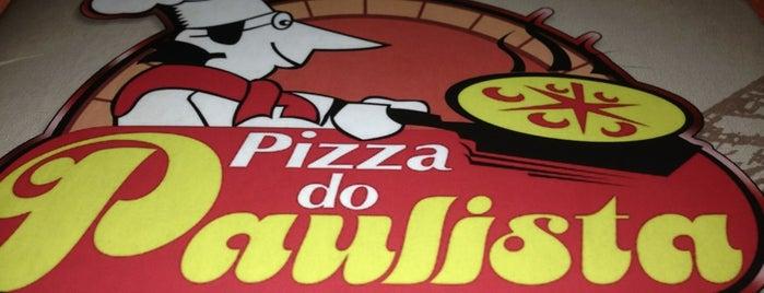 Pizza do Paulista is one of Alelo em João Pessoa.