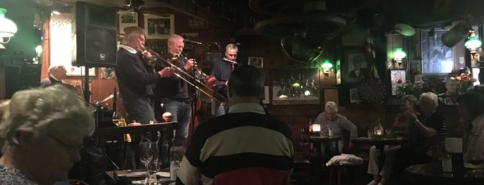 Jazz Club Bergedorf is one of Hamburg nightlife.