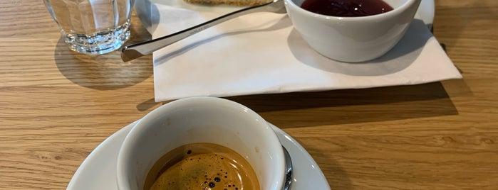 Café Irma is one of Hamburg favorites.