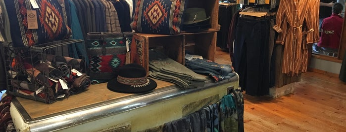Sage Brush Trading Company is one of Shopping.