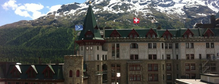 Sankt Moritz is one of Beautiful places.