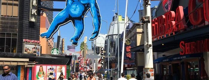Universal City is one of สถานที่ที่ Sergio M. 🇲🇽🇧🇷🇱🇷 ถูกใจ.