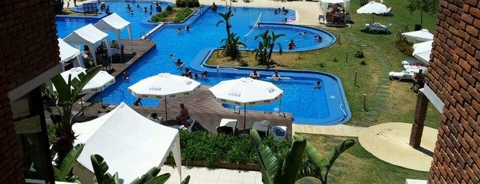Arapey Thermal Resort  & Spa is one of Uruguay.