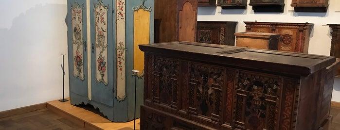 Volkskunstmuseum is one of Locais curtidos por Carl.