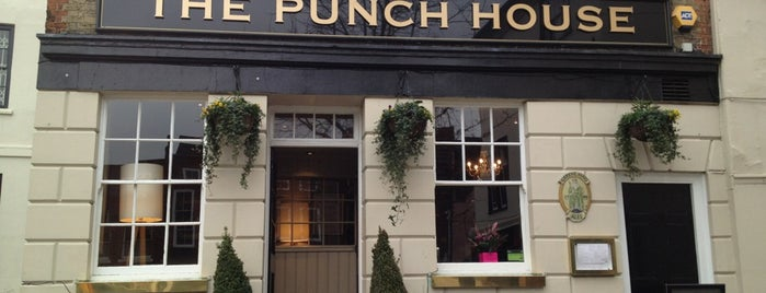 The Old Punch House is one of Ware's Good!.
