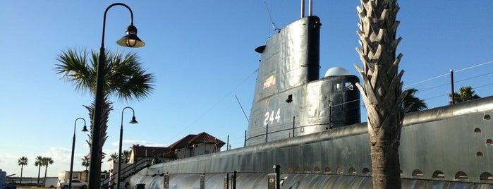 USS Cavalla (SS-244) is one of สถานที่ที่ Kursad ถูกใจ.