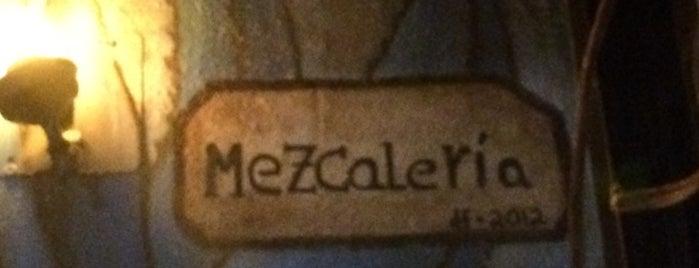 El Palenquito is one of Mezcalerías.