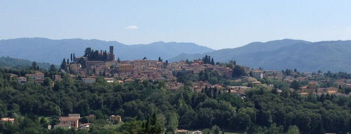 Barga is one of Florence.