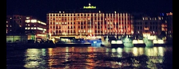 Grand Hôtel Stockholm is one of M world.